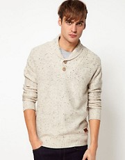 Jack & Jones Sweater with Fleck