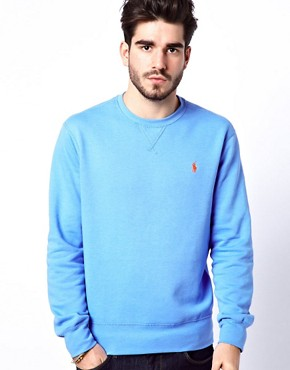 Image 1 ofPolo Ralph Lauren Sweatshirt With Crew Neck