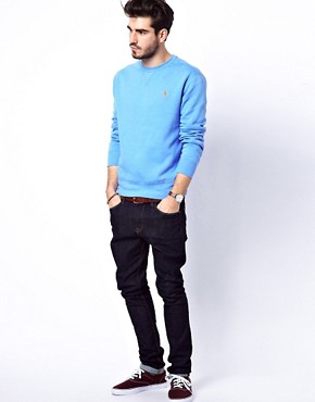 Image 4 ofPolo Ralph Lauren Sweatshirt With Crew Neck
