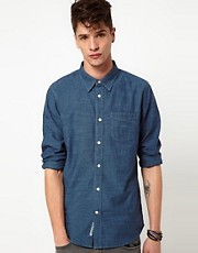 Lee Shirt 1 Pocket Chambray