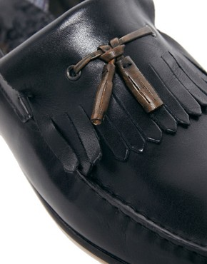 Image 2 ofTed Baker Tephra Leather Loafers