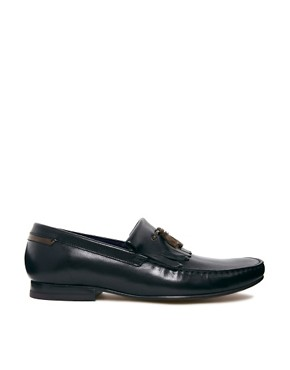 Image 4 ofTed Baker Tephra Leather Loafers