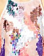 Image 3 ofFrench Connection Sequin Mini Dress