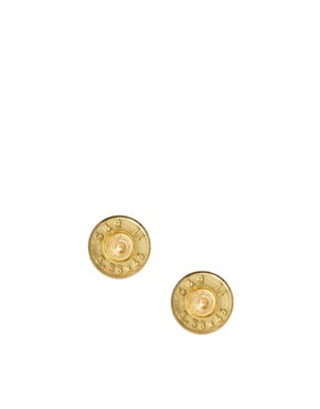 Image 2 ofLovebullets Bullet Earring
