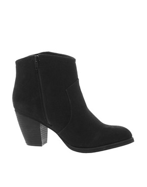 Image 1 ofRiver Island Easy Block Heel Boots