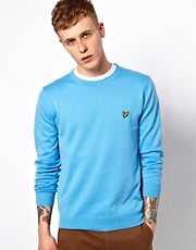 Lyle &amp; Scott Vintage Jumper with Crew Neck