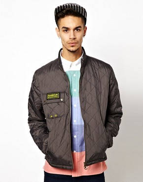 Image 1 ofBarbour Quilted Jacket