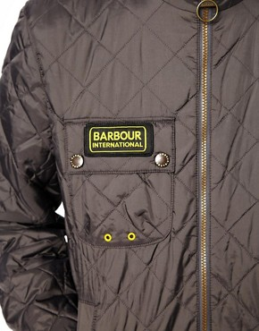 Image 3 ofBarbour Quilted Jacket