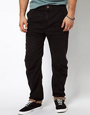 River Island Olive Trousers