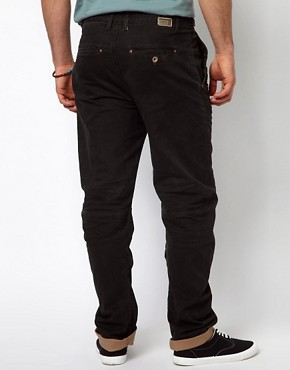 Image 2 ofRiver Island Olive Trousers