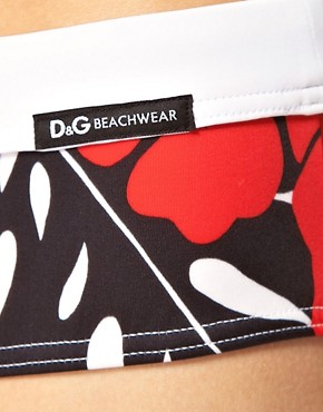 Image 3 ofD&amp;G Swim Trunk
