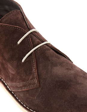 Image 2 ofKG by Kurt Geiger Suede Desert Boots