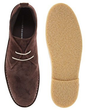 Image 3 ofKG by Kurt Geiger Suede Desert Boots