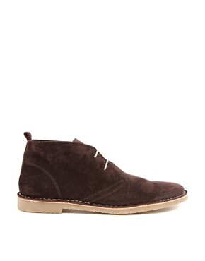 Image 4 ofKG by Kurt Geiger Suede Desert Boots