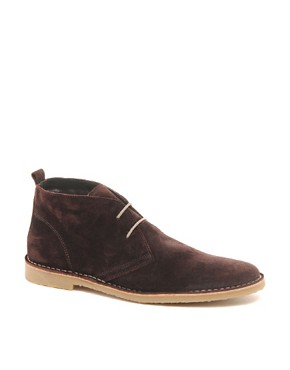 Image 1 ofKG by Kurt Geiger Suede Desert Boots