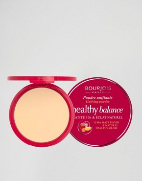 Image 1 ofBourjois Healthy Balance Powder