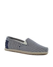 Bellfield Stripe Espadrille