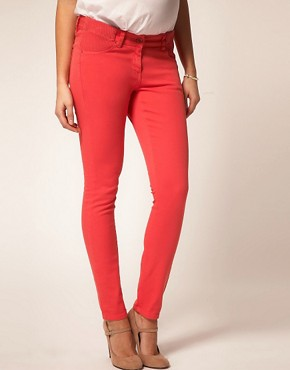 Image 4 ofASOS MATERNITY Exclusive Skinny Jean #4