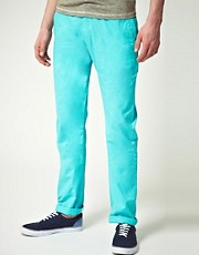 People&#39;s Market Slim Chinos