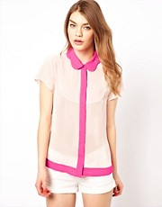 Ted Baker Colour Block Shirt