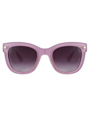 Bild 2 von River Island  Wayfarer-Sonnenbrille mit blumenverzierten Bgeln