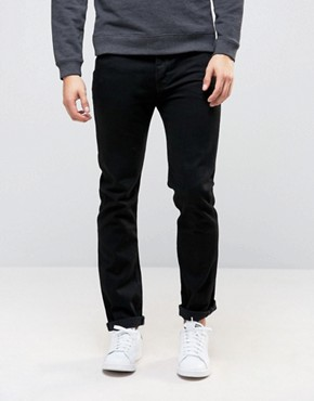 Image 1 ofASOS Slim Black Jean