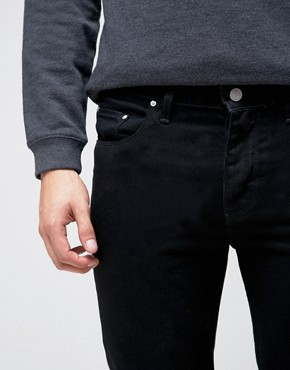 Image 3 ofASOS Slim Black Jean