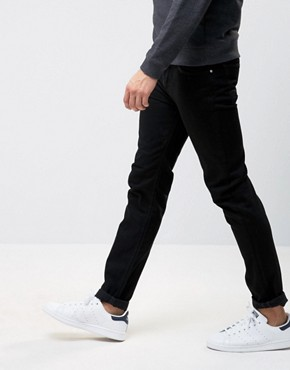 Image 4 ofASOS Slim Black Jean