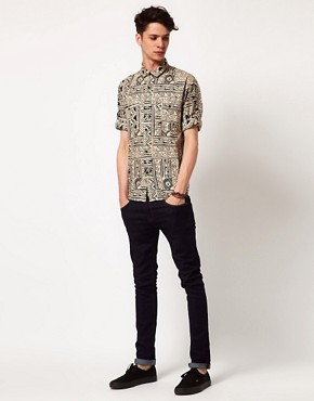 Image 4 ofVillage Green Aztec Shirt
