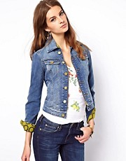 Vivienne Westwood Anglomania For Lee Denim Jacket