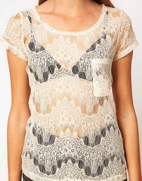 Image 3 ofGlamorous Lace Top