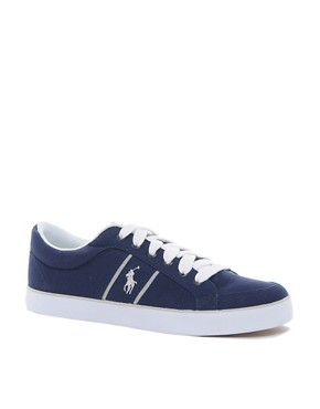 Image 1 ofPolo Ralph Lauren Bolingbrook Trainers