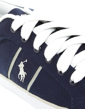 Image 2 ofPolo Ralph Lauren Bolingbrook Trainers