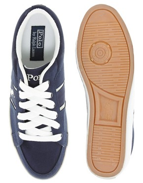 Image 3 ofPolo Ralph Lauren Bolingbrook Trainers