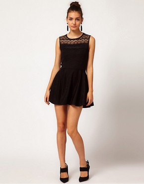 Image 4 ofLe Ciel Dress With Lace