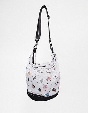adidas Originals Jeremy Scott Slouch Bag