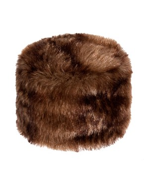 Image 2 ofASOS Faux Fur Cossack Hat