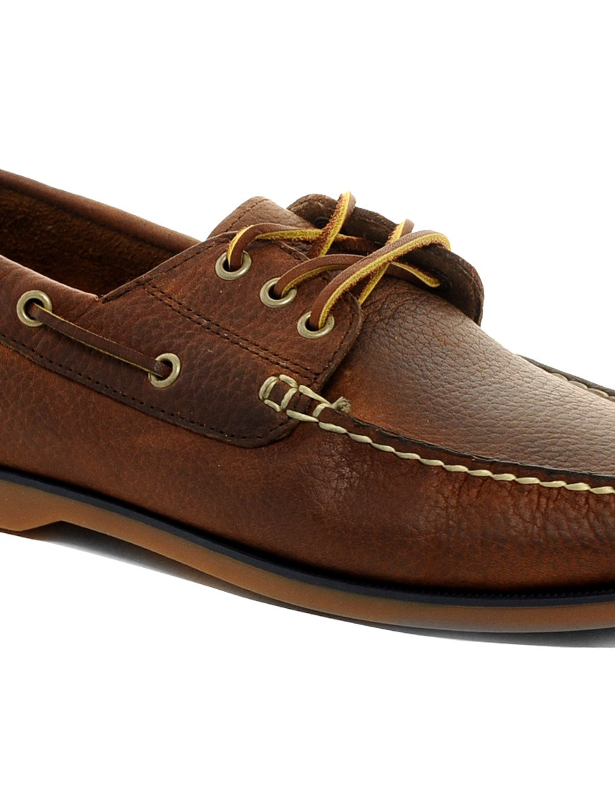 Image 2 of Polo Ralph Lauren Bienne Boat Shoes