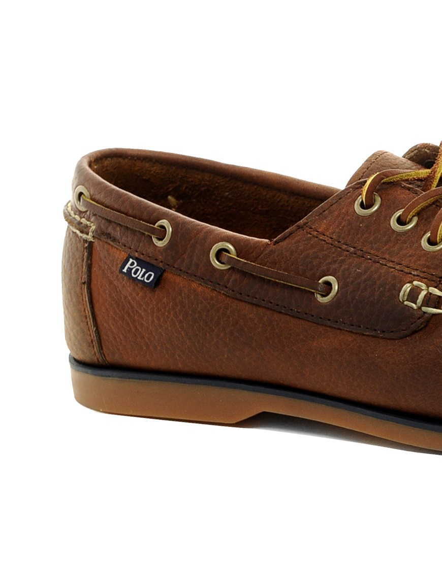 Image 3 of Polo Ralph Lauren Bienne Boat Shoes