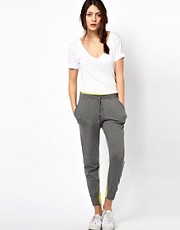 Paul by Paul Smith Jogging Pants with Fleuro Cuff