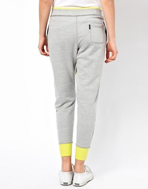 Image 2 ofPaul by Paul Smith Jogging Pants with Fleuro Cuff