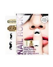 Nail Rock Big Money Nail Wraps