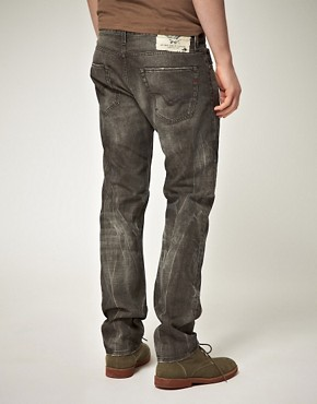 Image 2 ofReplay Jennon Straight Jeans