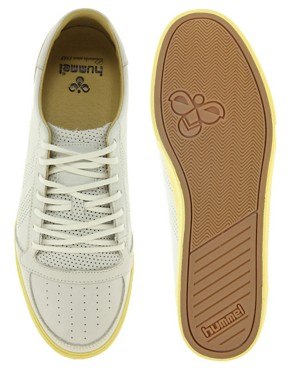 Image 3 ofHummel Ten Star Trainers