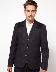 ASOS Slim Fit Blazer with Nepps