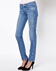 Wrangler Denim Spa Molly Skinny Jeans With Aloe Vera
