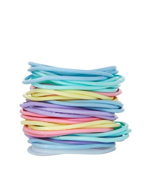 Image 1 ofASOS Pack of 50 Pastel Gummies
