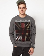 Crosshatch Sweatshirt