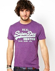 Superdry Vintage Real T-Shirt