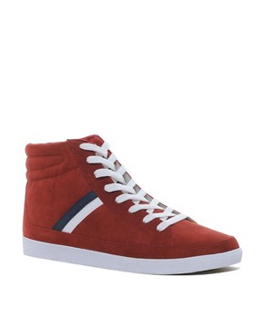 Image 1 of ASOS Trainers in Suede